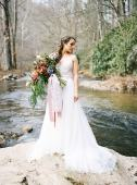 roan-mountain-elopement-north-carolina-weddings-trendy bride 6